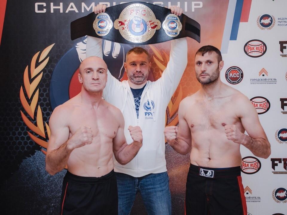 «Таджикский воин» Артур Одилбеков вернулся с победой!