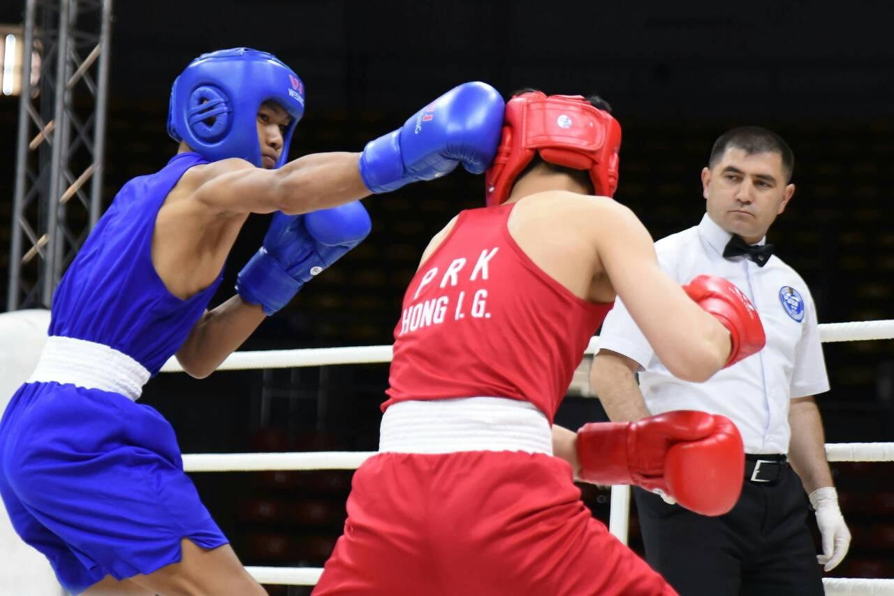 В Таджикистане появился первый судья международной категории