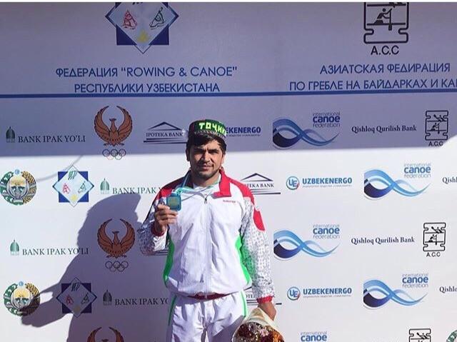Шахриёр Даминов завоевал золото молодежного чемпионата Азии
