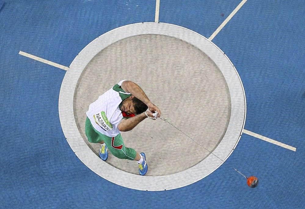 Назаров – в топ-листе спортсменов Азии