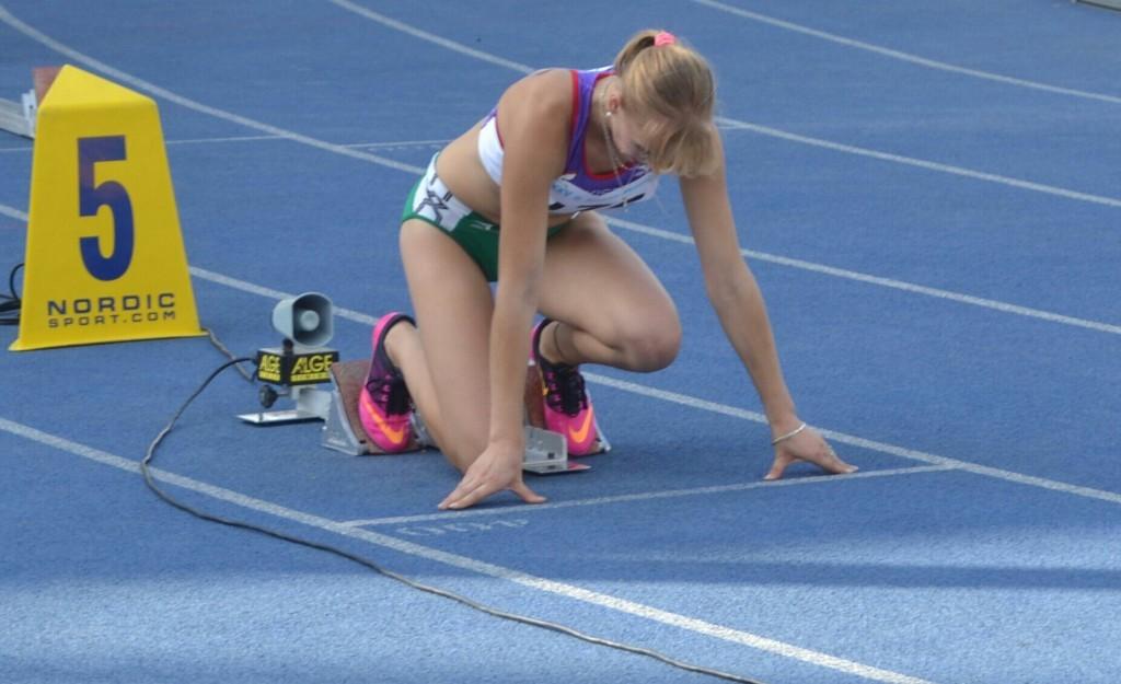 Кристина Пронженко готовится к возобновлению сезона в легкой атлетике