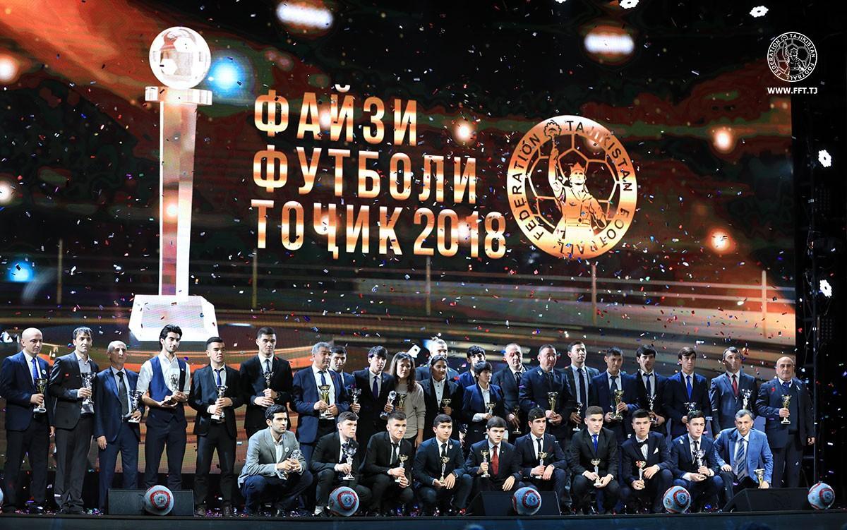В Душанбе назвали лучшего футболиста года