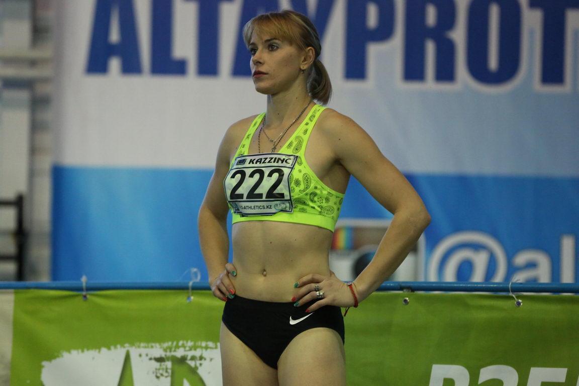 Кристина Пронженко – лучшая в Ташкенте