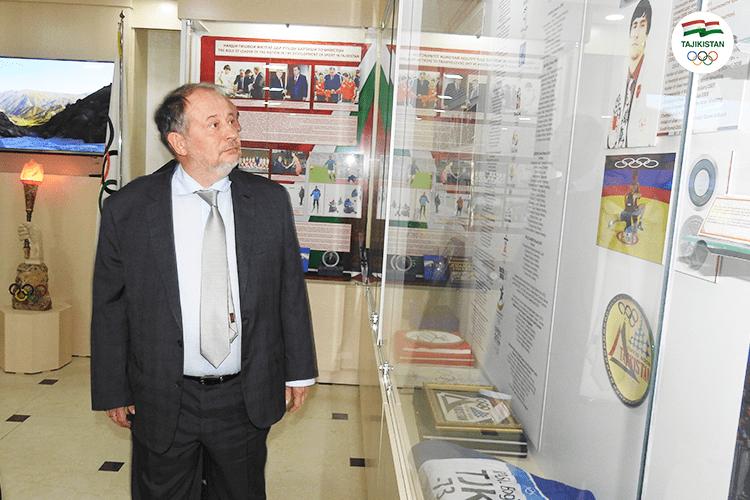 В Таджикистане могут построить новое стрельбище