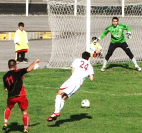 Каким был таджикский футбол на стадии становления высшей лиги?