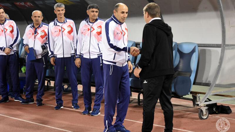 Усмон Тошев: «Я всегда буду болеть за сборную Таджикистана»