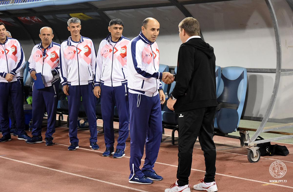 Усмон Тошев будет руководить сборной Таджикистана