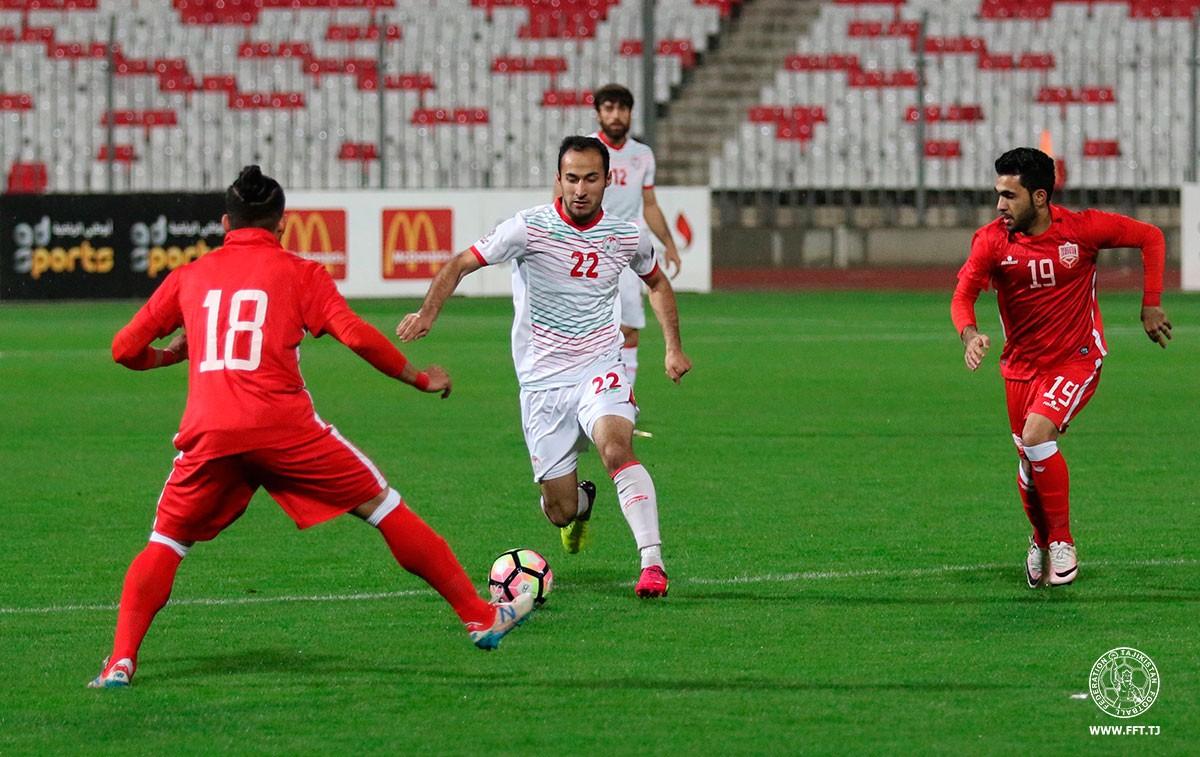 Кто почем? Сколько стоят игроки сборной Таджикистана