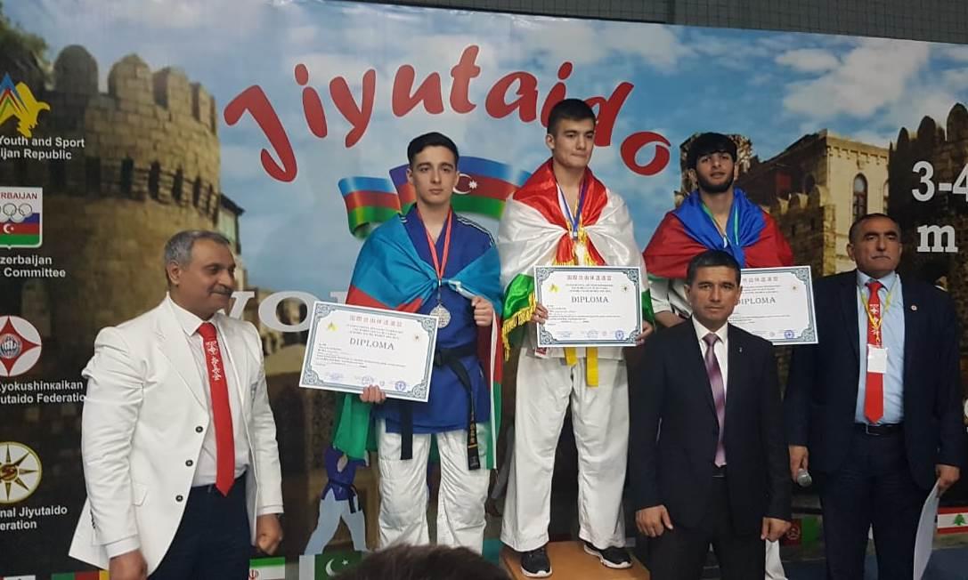 У таджикистанцев – семь медалей в Баку