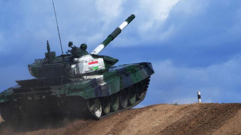 Кто в танке: таджикистанцы дошли до полуфинала