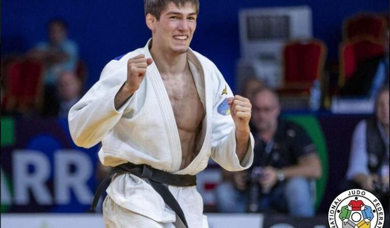 Сомон Махмадбеков – чемпион мира среди молодежи