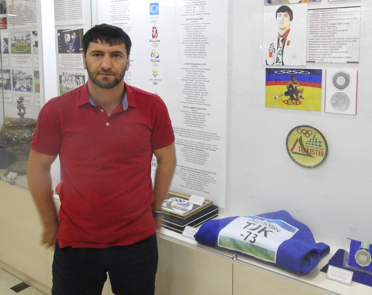 Юсуф Абдусаломов – наш герой на мировой арене