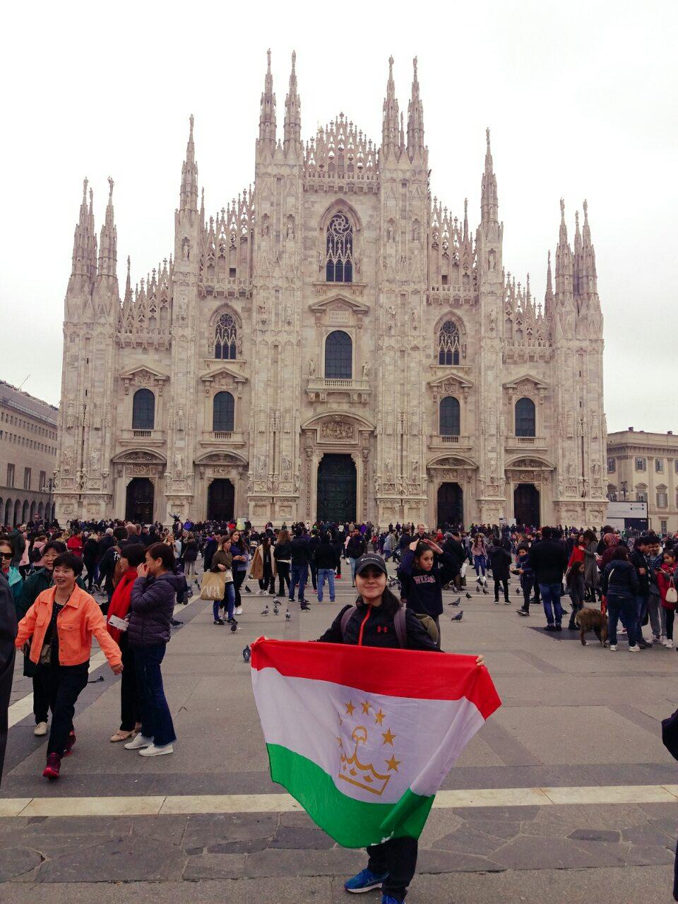 Зухро Холова подтвердила класс в Италии