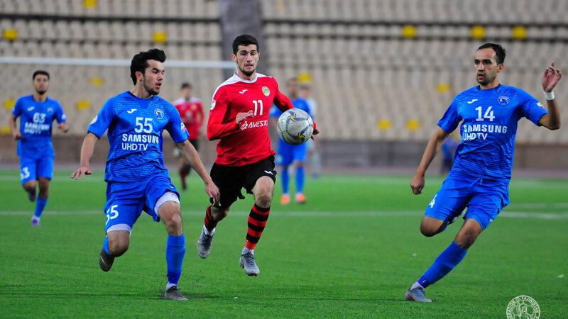 Стали известны даты матчей предварительного раунда Кубка Таджикистана