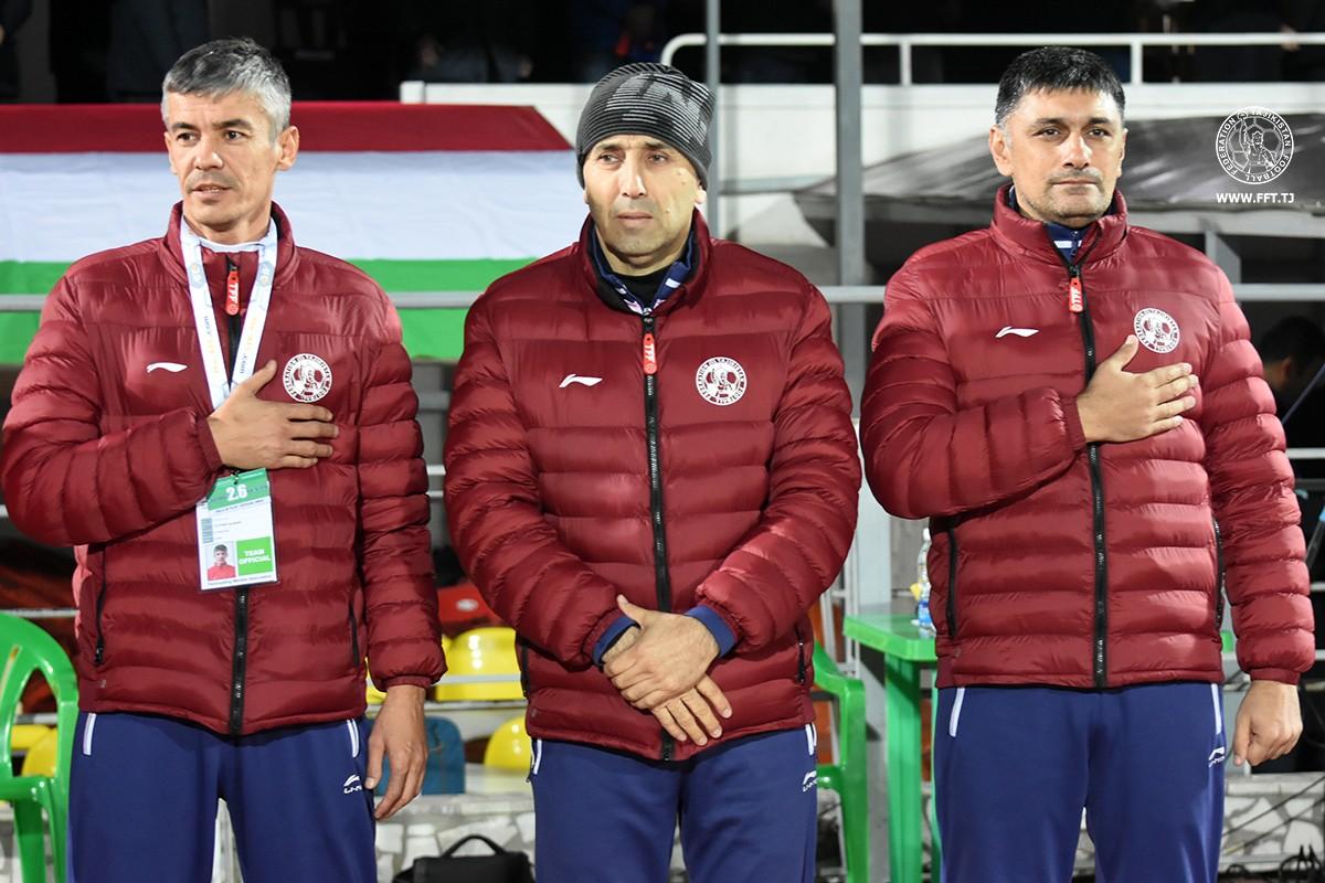 Какое будущее у таджикской сборной?