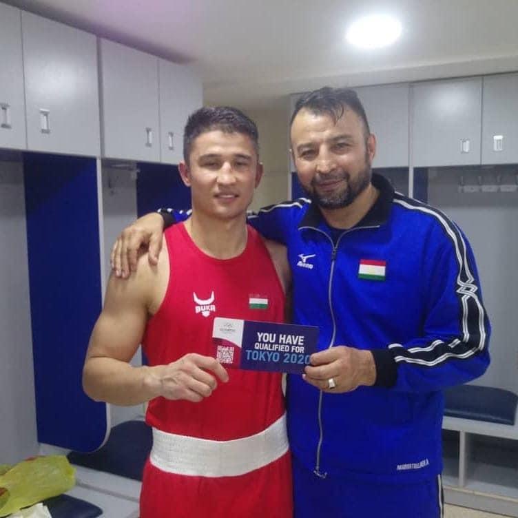 Два боксера получили путевки на Олимпиаду