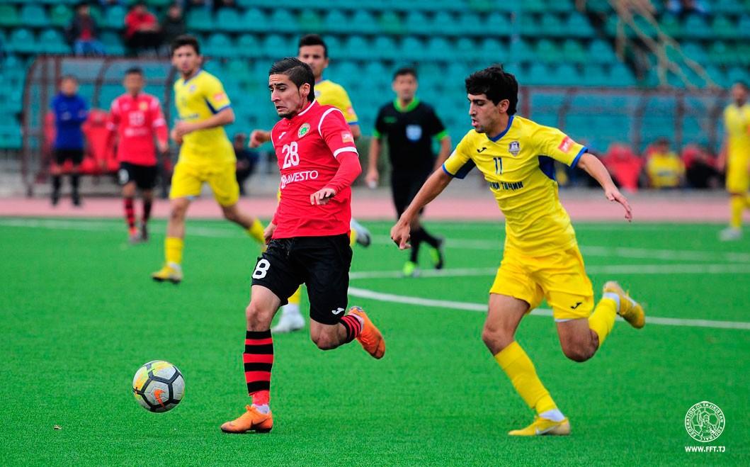 2018-й футбольный: каким стал год для таджикского футбола