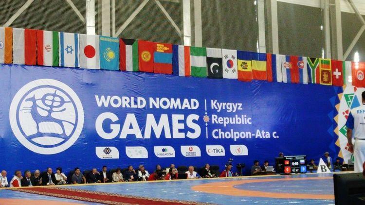 У таджикистанцев – пять наград на III Всемирных играх кочевников