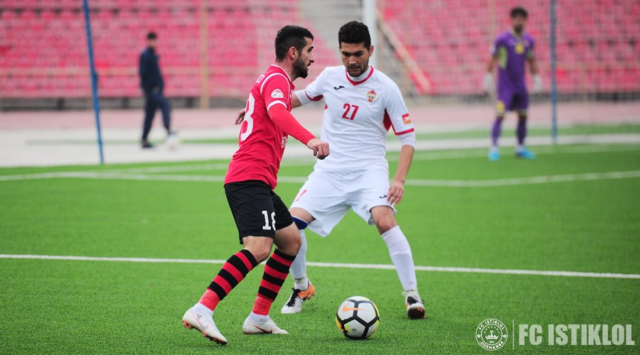 «Истиклол» выиграл чемпионат Таджикистана пятый раз подряд