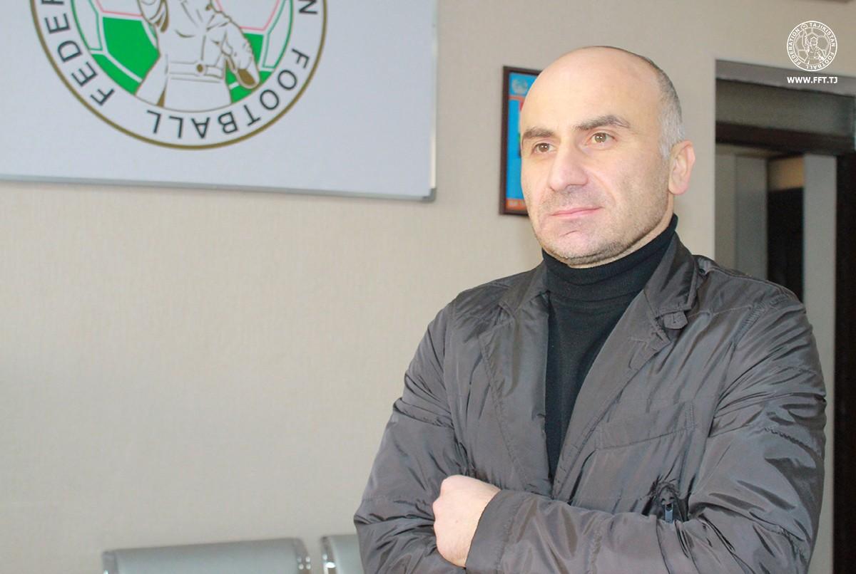 Александр Дзабирадзе: «Надеюсь, что сумею достичь поставленных задач»