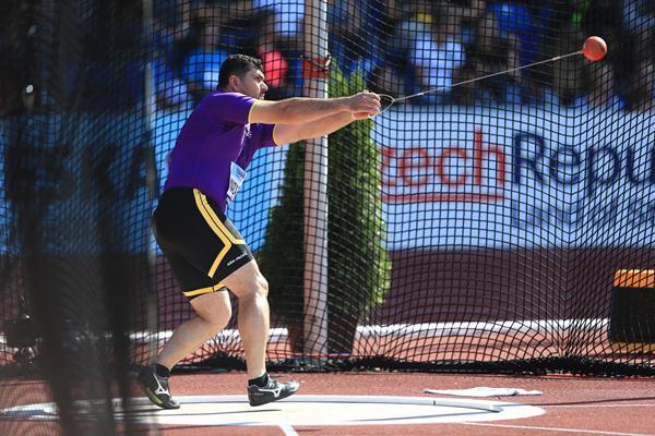 Дильшод Назаров – золотой призер Континентального Кубка IAAF-2018