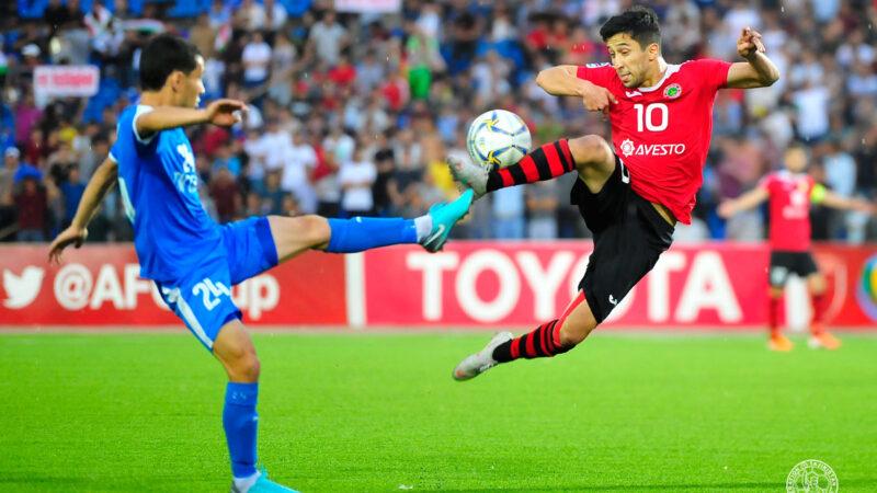 «Истиклол» и «Худжанд» готовятся к азиатской битве: в рейтинге АФК Таджикистан – 17-й