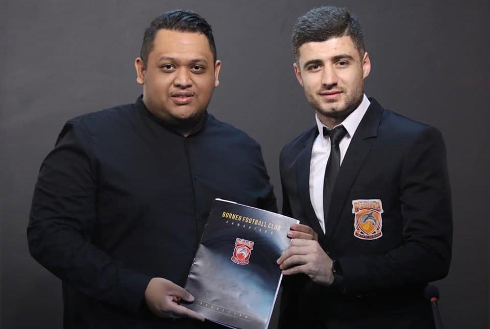 Таджикский Роналду Нуриддин Давронов – второй по стоимости в клубе Индонезии