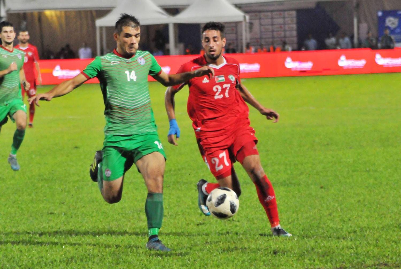 Алишер Тухтаев выиграл дебютную медаль со сборной Таджикистана