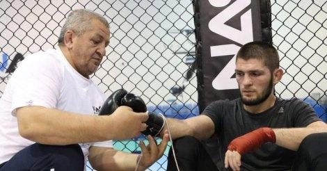 Нурмагомедов высказался об отце