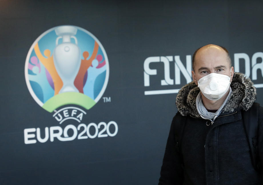 Окончательное решение о формате Евро-2020 определится в марте