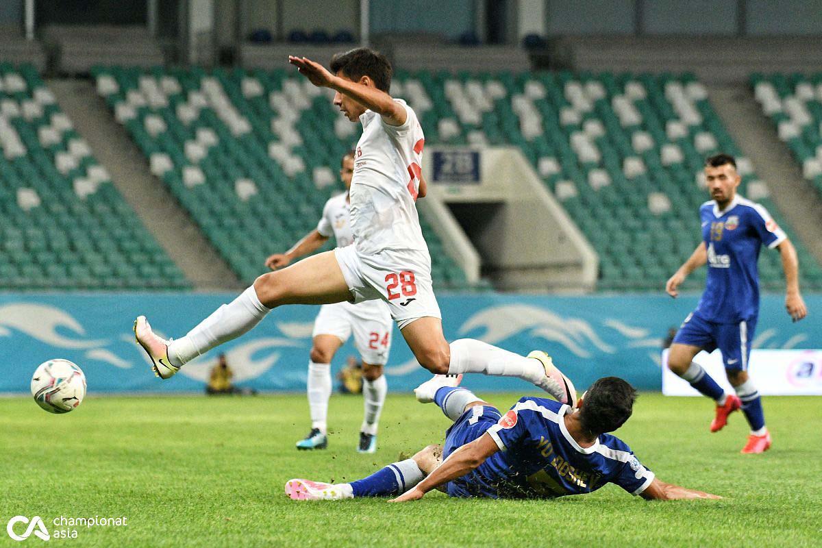 Суперлига Узбекистана: борьба за чемпионство обостряется