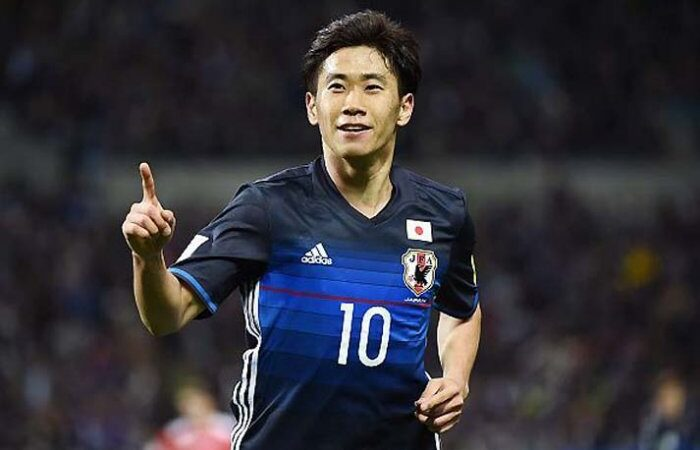 Синдзи Кагава – в тройке самых переоцененных игроков за всю историю
