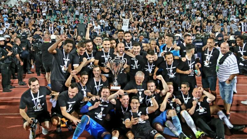 Умарбоев снова взял Кубок Болгарии!