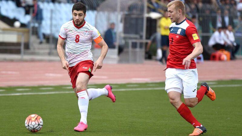 Сколько стоят сейчас самые дорогие футболисты Центральной Азии?