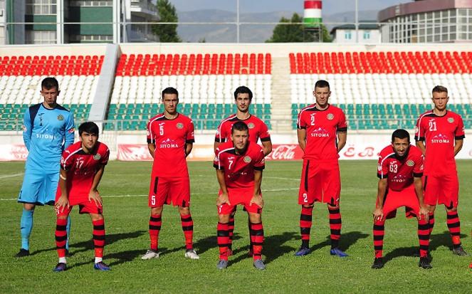 «Истиклол» выиграл первый круг чемпионата Таджикистана
