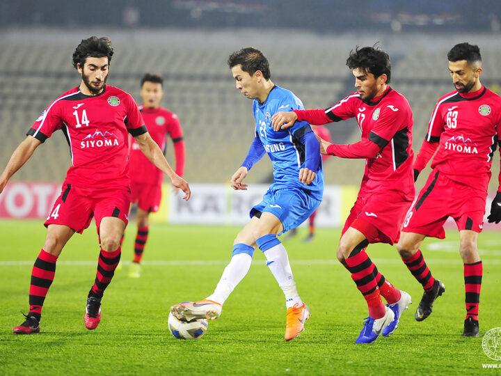 Клубы Таджикистана не попали в Топ-400 лучших команд мира