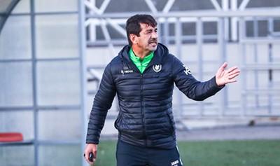 Владимир Ежуров покинул пост тренера молодежки «Рубина»
