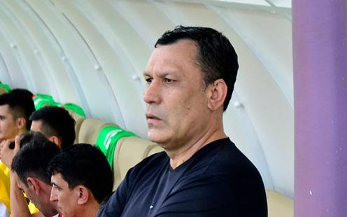 Фузайлов подменит серба в «Худжанде»