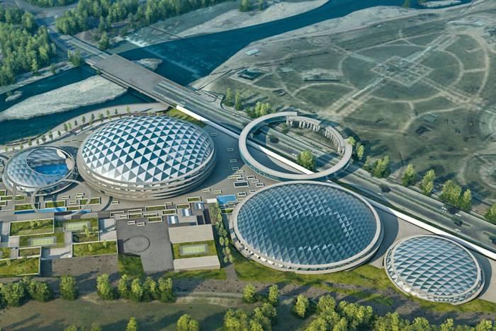 Эмомали Рахмон 21 июля откроет самый большой спорткомплекс Таджикистана