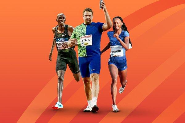 Международный сезон по легкой атлетике не за горами