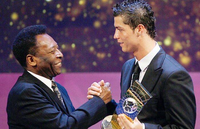 Роналду осталось забить 33 гола до мирового рекорда Пеле