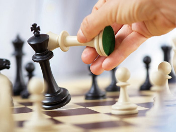 2-й Кубок Лидера нации по шахматам: старт дан
