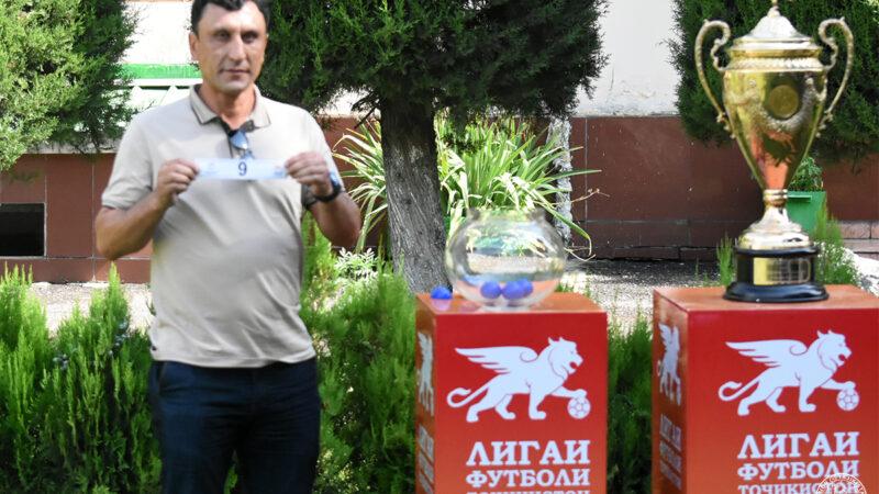 Финал Кубка Таджикистана-2020 пройдет в Душанбе