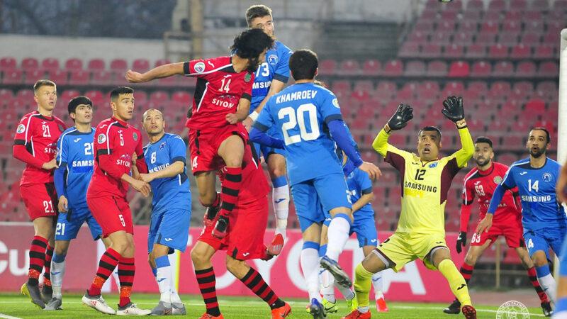 Таджикских футболистов нет в претендентах на звание лучшего в Азии
