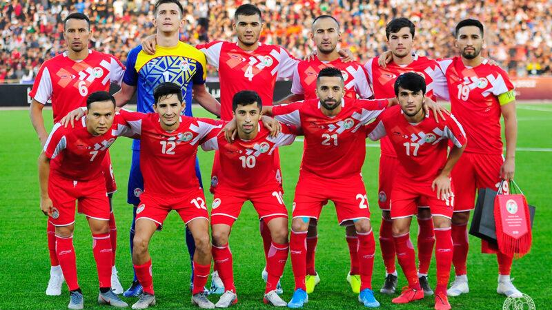 Кто является лучшими бомбардирами сборной Таджикистана?