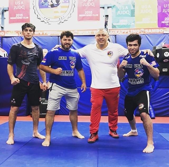 Муин Гафуров: вместо UFC – Япония?