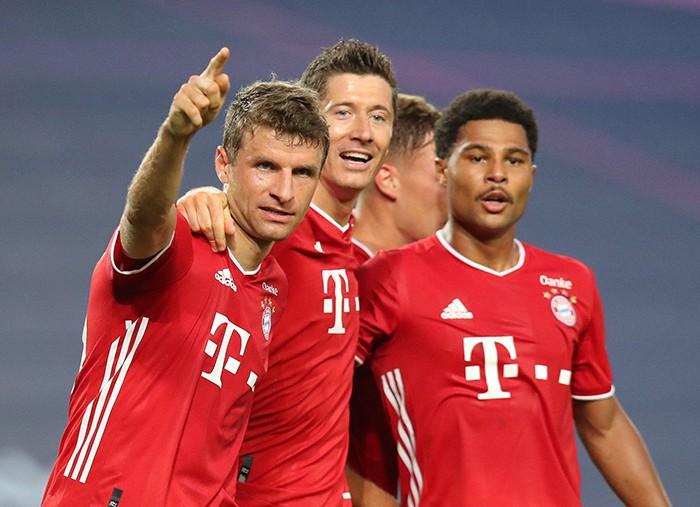«Бавария» обошла «Реал» и поднялась на первое место в рейтинге УЕФА