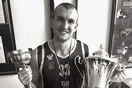 Украинский баскетболист умер в 26 лет