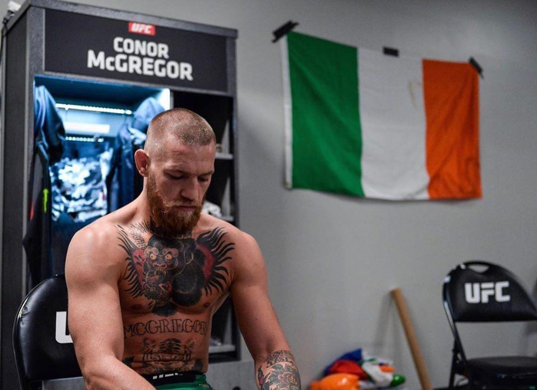 Макгрегор намекнул на возобновление карьеры