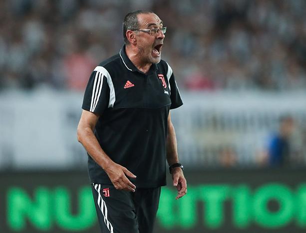 «Ювентус» уволил главного тренера после вылета из Лиги чемпионов